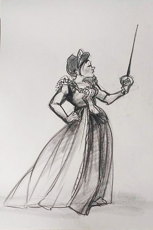 LifeDrawing - Queen 1.jpg