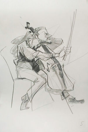 LifeDrawing - Cellist 2.jpg