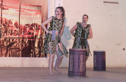 Ghana African dance and Music tour