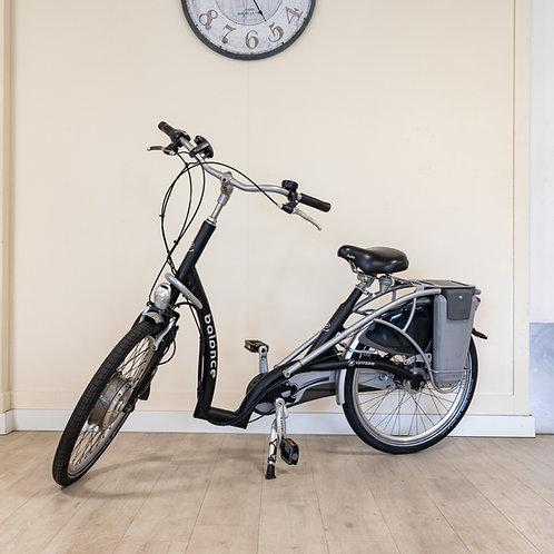 Balance fiets lage instap van Raam