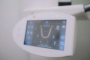 Digitales 3D-Röntgen