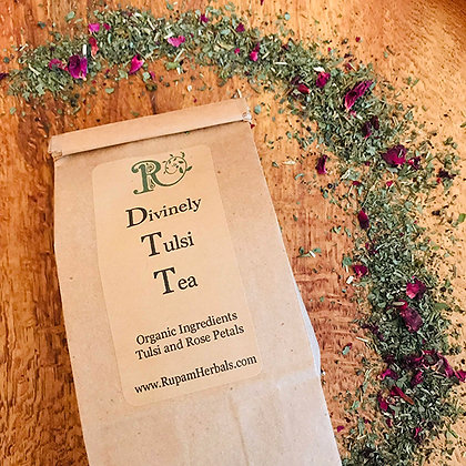 Divinely Tulsi Tea