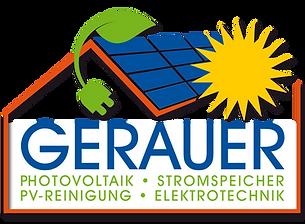 Logo Photovoltaik Gerauer