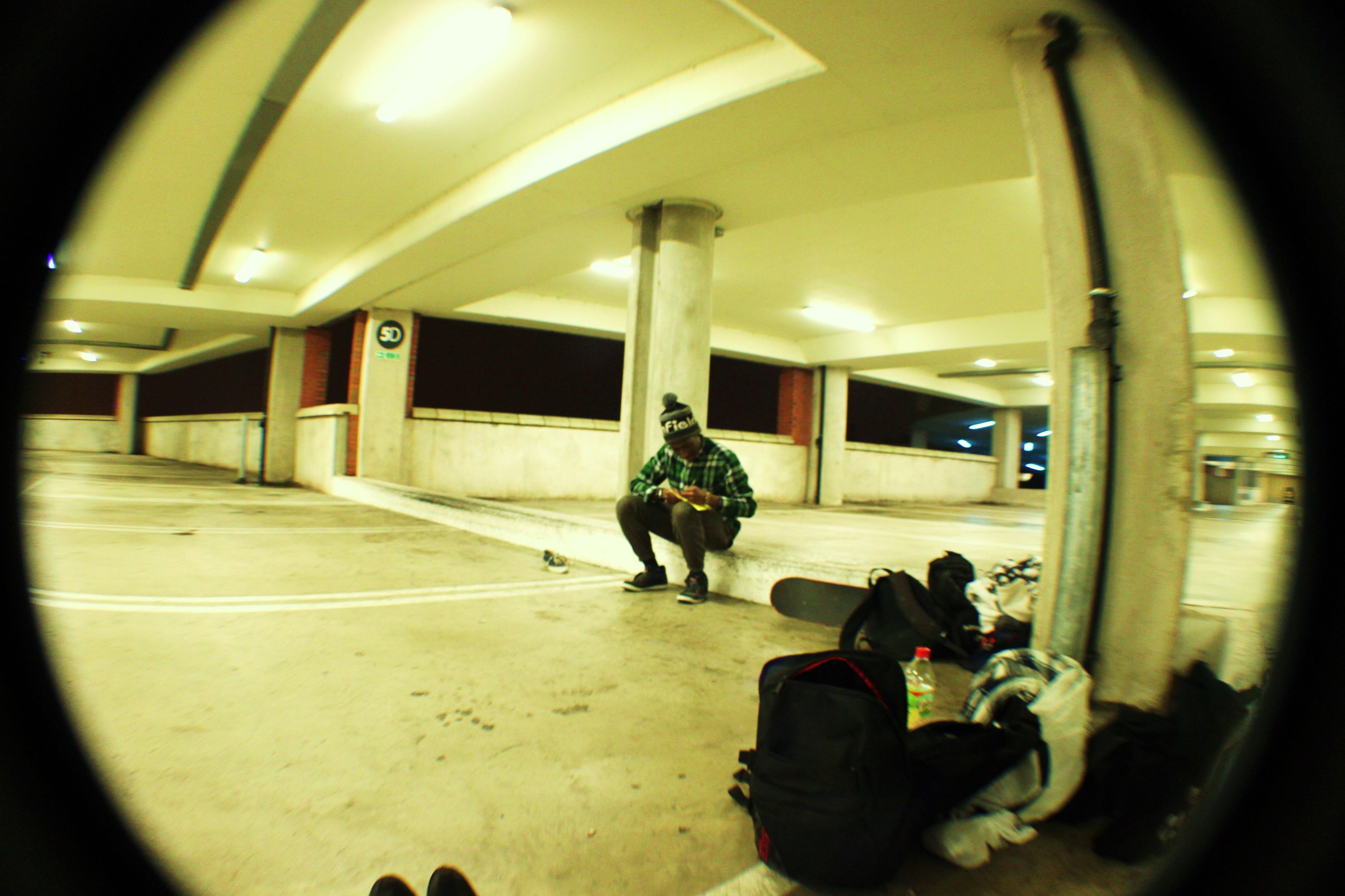 'Flatspots' 2012