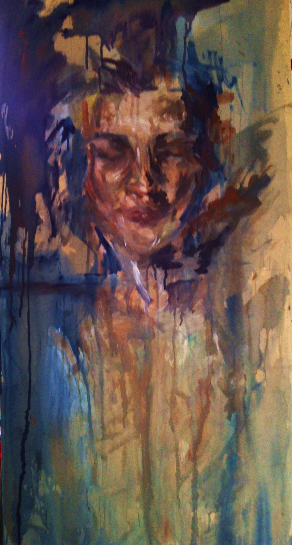 'Water Girl' 2012