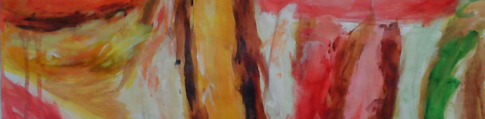 'Sweets' 2011 Acrylic on MDF