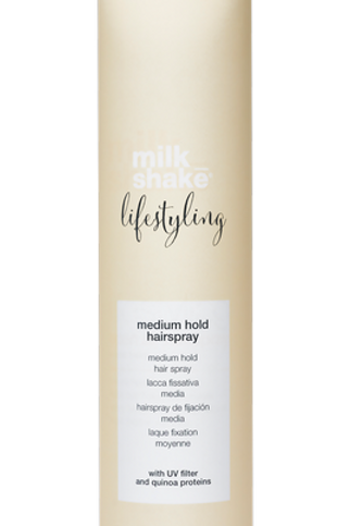 Milkshake Medium Hold Hairspray, 500ml