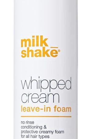 Milkshake Leave in Whipped Cream, 200ml