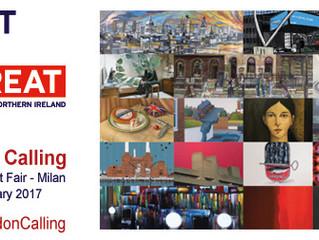 Affordable Art Fair - Milan 9 - 12 February 2017