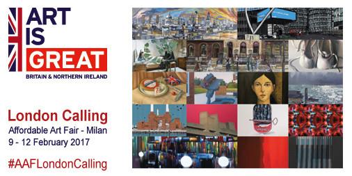 THE AAF - Milan Poster