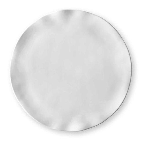 Ruffle Melamine Chip & Dip Platter