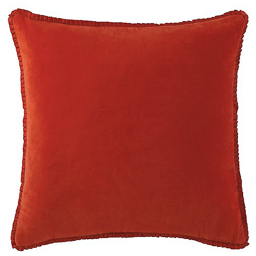 Paprika Larissa Pillow by Company C