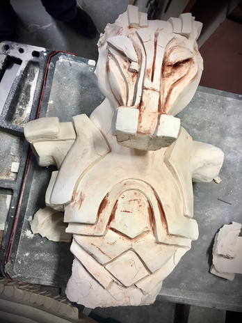 Minotaur in the making