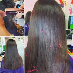 Straightening Service @ CANDY'S