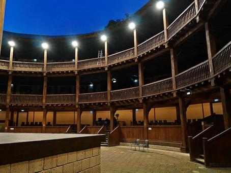 """Театър """"Глобус"""" в Рим"""