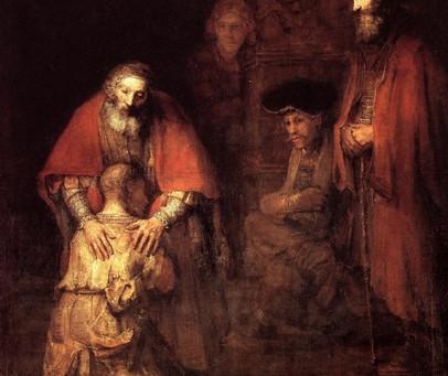 """Тарковски и """"Завръщането на блудния син"""" на Рембранд"""