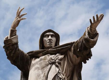 Савонарола. Микеланджело