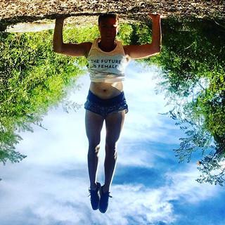 I like feeling like a superhero #thefutu