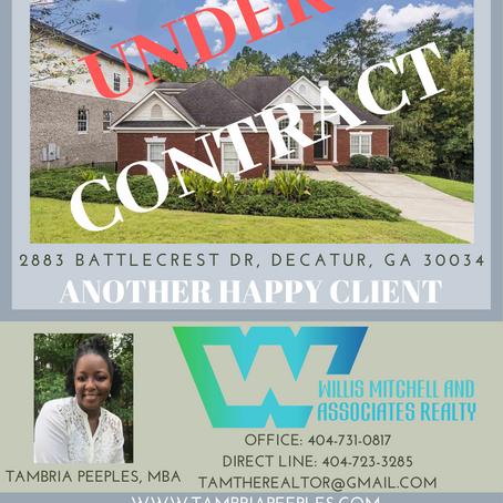 Under Contract: Decatur Gem