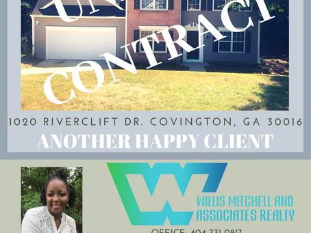 Under Contract: Covington Renovation