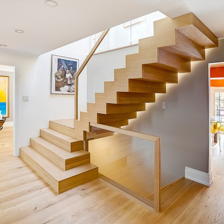 8 Great Ways to Light Up Stairs