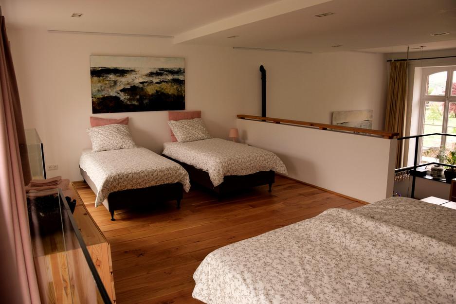 sleeping room Loft Lavande