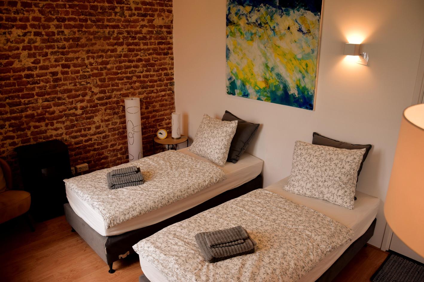sleeping room Bouton d'Or