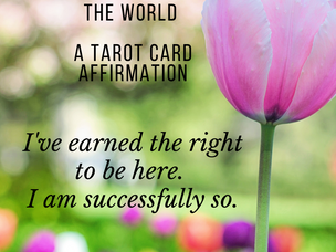 The World ~ Tarot Card Meaning