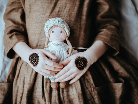 The Hierophant in Tarot- From Dolls to Cement Knobs, We Need Something to Believe In