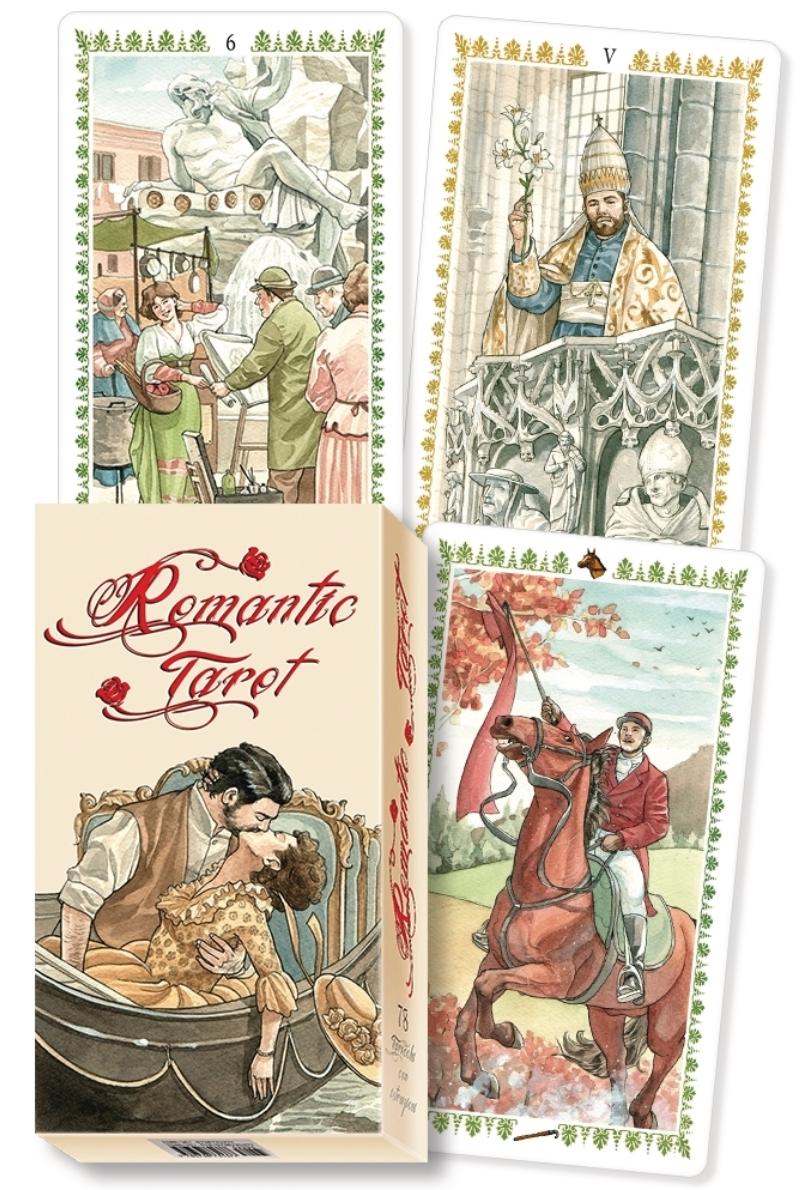 Romantic Tarot by Lo Scarabeo