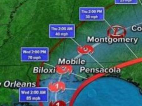 Post Hurricane sally UPDATE...