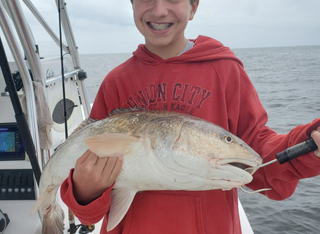 Pensacola Fishing Report 03/05/2020