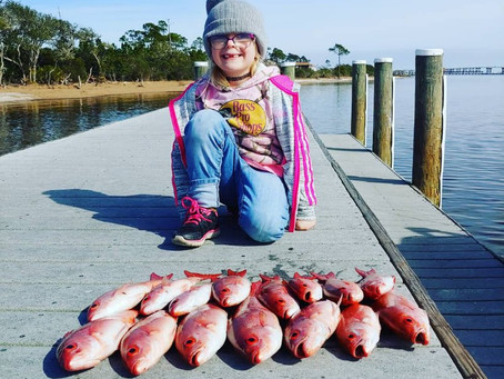 Fishing Forecast for Pensacola Florida 02-06-19