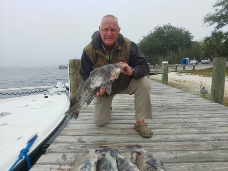 Fishing Report For Pensacola 02-11-19