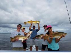 Navarre beach fishing charter