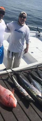 Pensacola Deep Sea Fishing Charters