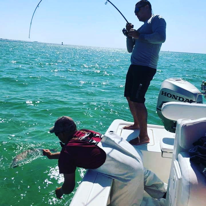 Navarre beach fishing charters