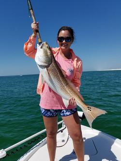 navarre beach inshore fishing charters