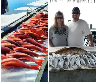 Fishing Report Pensacola Beach 12/01/19