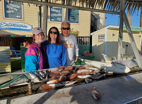 Pensacola Beach Fishing Report 05/27/2020