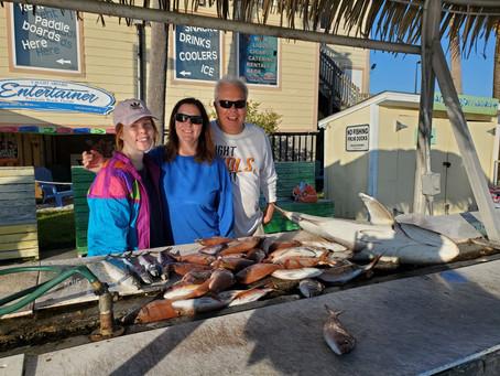 Pensacola Beach Fishing Report 05/27/2020
