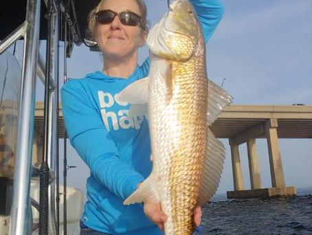 Perdido Key Fishing Report 02-16-19