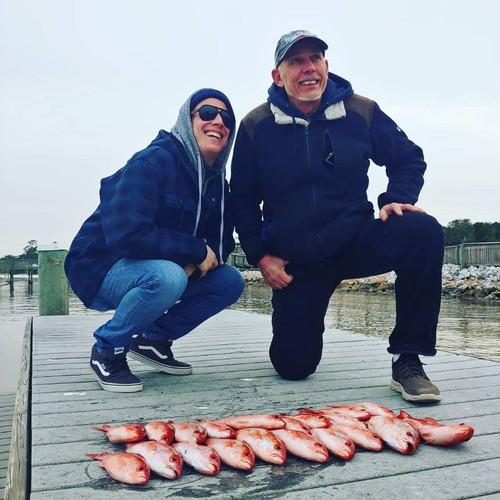 Fishing Charters in Pensacola Beach