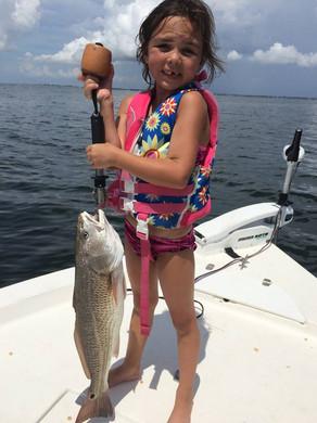 Inshore Fishing Charters In Pensacola