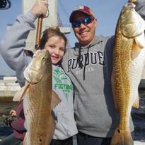 Pensacola Beach Inshore Fishing Charters