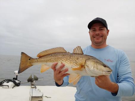 Navarre Beach Fishing Report 01-09-19