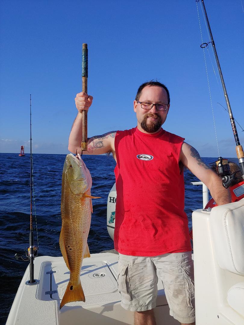 fishing charter pensacola beach