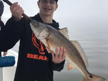 Pensacola Fishing Report 01-05-19