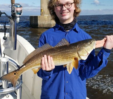 Pensacola Beach Fishing Report 01-13-19
