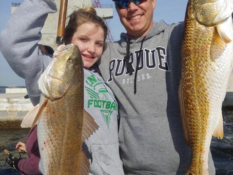 Navarre Beach Fishing Report 12/27/18